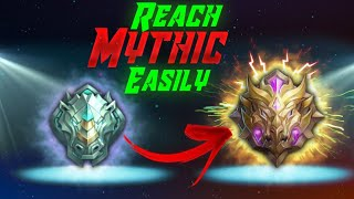 How to Reach Mythic Easily with these Heroes | Mobile Legends