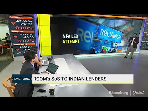 Exclusive: Reliance Communications' SOS To Indian Lenders