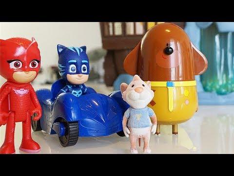 I pj masks super pigiamini alla ricerca del furgoncino for Topo tip giocattoli