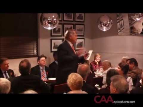 CAA Speakers  Michael Dobbs