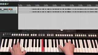 Как записать звук с синтезатора в аудиофайл