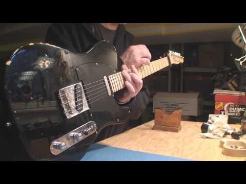 Fender Telecaster Guitar Made in Korea