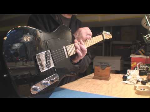 Fender Telecaster Guitar Made in Korea
