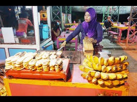 Indonesian Street Food - Street Food In Indonesia: Jakarta Street Food #1