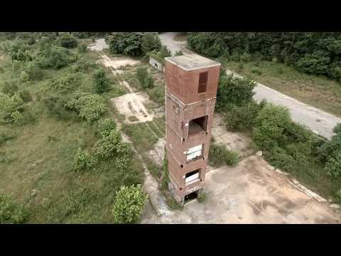 Manetta Mills Elevator Shaft (Lando, SC)