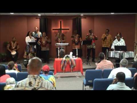 """""""Three Little Birds"""" by the Caribbean Worship Team - #loveneighbor - COHSS"""