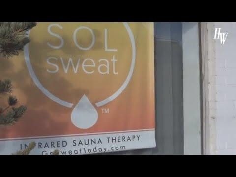 HealthyWay Visits Sol Sweat