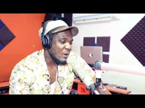 Cheki Fid Q alivyouwa kwa michano kwenye The Playlist Times FM na Lil Ommy