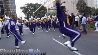 "Edna Karr High Marching Band ""Say You'll Be There"" - 2016 Bayou Classic Parade"