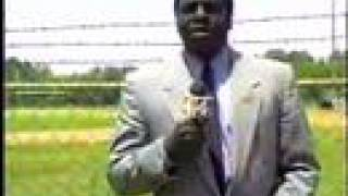 News Reporter swallows bug then loses it. Funny! thumbnail