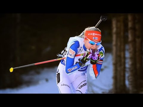 BIATHLON WOMEN SPRINT 09.03.2018 World Cup 7 Kontiolahti (Finland)
