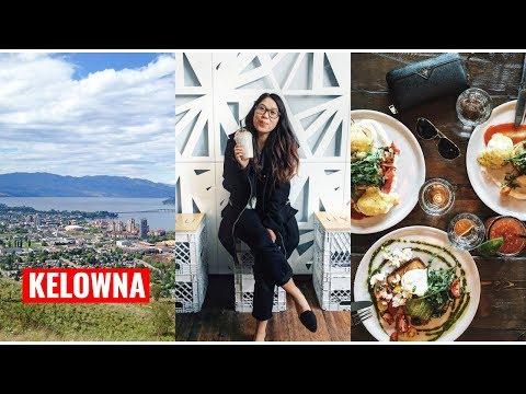 EXPLORING VANCOUVER | Road Trip To Kelowna, BC