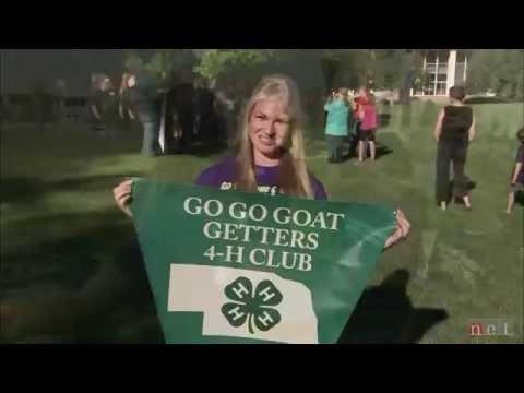 A Girl, A Grant, & A Goat - a Nebraska Story