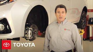 Toyota Service Tips 101 | Brakes