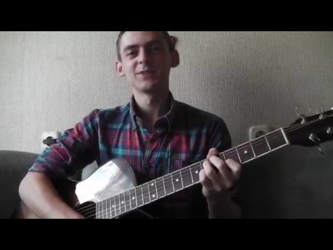 видео: Урок 3 Разбор песни - Кукушка (КИНО)