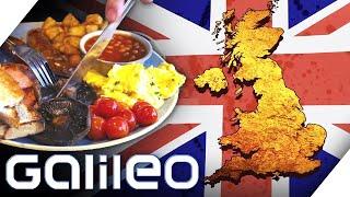 So gut ist Fast Food in England | Galileo | ProSieben