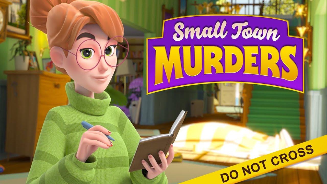 Small Town Murders - New Rovio Game!