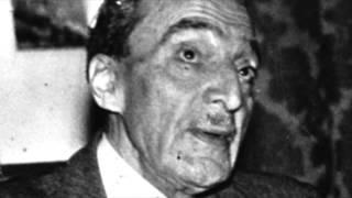 """Trilussa """" La ninna nanna della guerra""""   Interprete: Sergio Carlacchiani"""
