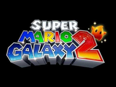 Super Mario Galaxy 2 Music - Hightail Falls Galaxy (Dash Pepper Yoshi)