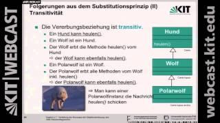 6: Softwaretechnik 1, Vorlesung, SS2015