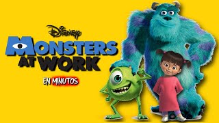 MONSTERS AT WORK