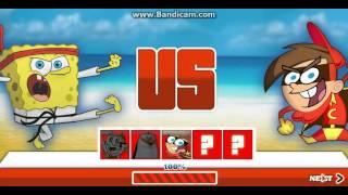 Video Super Brawl Summer tournament with spongebob & patrick vs fanboy download MP3, 3GP, MP4, WEBM, AVI, FLV Juni 2018