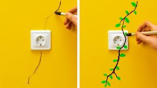 3D PEN DECOR IDEAS || HOW TO FIX ANYTHING AROUND YOU
