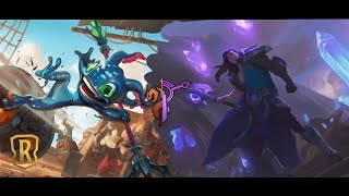 Legends Of Runeterra mazo CONTROL Fizz
