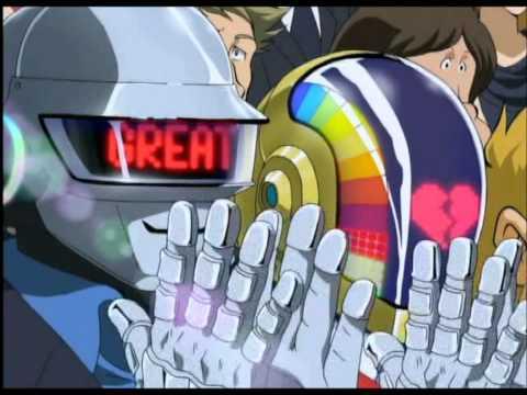 Daft Punk - The Third Twin Voyager remix