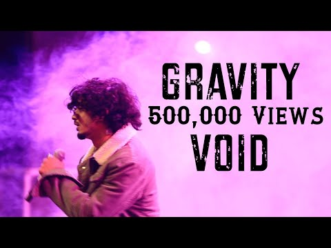 Void - GRAVITY (Official Music Video) | Prod. Exult Yowl | Almora Music Festival