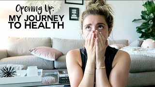 MY CHRONIC ILLNESS & HEALTH STORY!