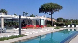 Probably the best villa in St Tropez just a 5min walk from Le Club 55 on Pampelonne Beach -- FND20