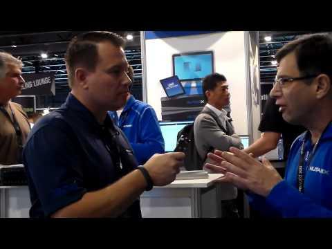 Steve Kaplan - Nutanix VP of Sales - Live Interview from VMworld 2013 in Europe