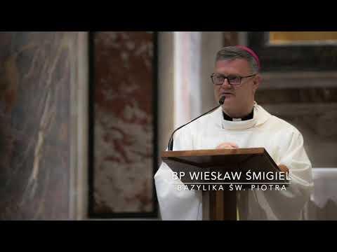 Bp Wiesław Śmigiel - nauczanie św. Jana Pawła II domaga się ciągłego wprowadzania w życie