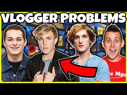 Problems I Have With Vloggers (Jake Paul, Lance Stewart, Roman Atwood)