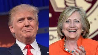 Polls: Trump Closing In On Hillary