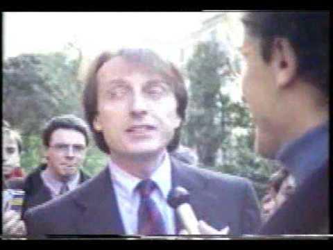 Telesqualo gli scoop - Montezemolo 1990