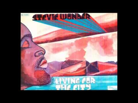 Stevie Wonder- Living for the City [Innervisions- 1973]