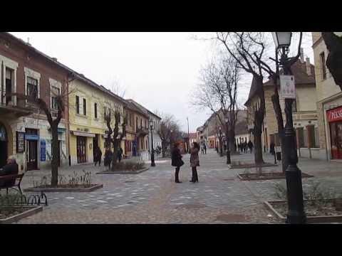 Vac -- Hungary, City Center