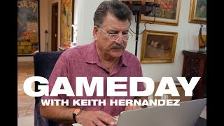 Gameday with Keith Hernandez, Episode 3: Keith Tweets!