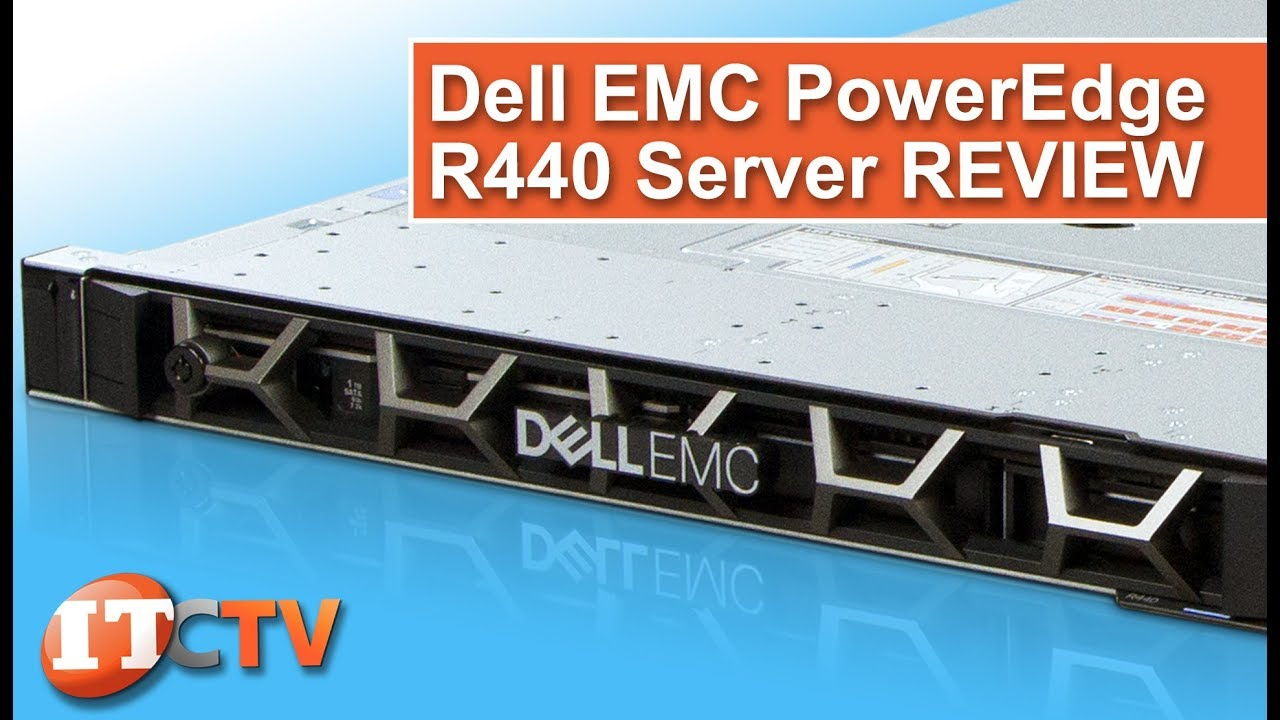 Dell EMC PowerEdge R440 Server | IT Creations