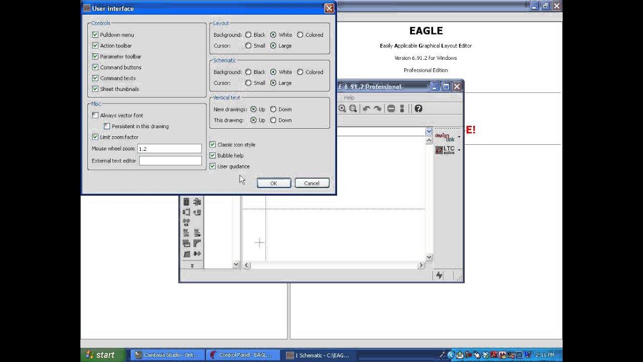CadSoft EAGLE Learn PCB Design Software V7 -  EDU - 1 User ID: 2265