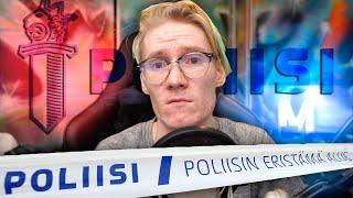 JODEL_SOITTI_POLIISIT_MUN_OVELLE!