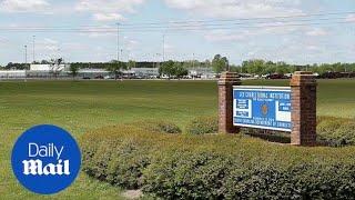 Seven South Carolina prison inmates stabbed to death - Daily Mail thumbnail
