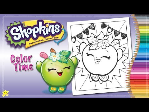 coloring-shopkins-apple-blossom-coloring-page- -kids-coloring-pages- -kiddie-playtime