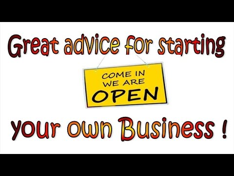 Abraham Hicks: Great Advice for Starting Your Own Business!