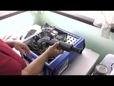 Can You Clean Out Your Desktop Computer With A Vacuum Cleaner Air Blower 2019