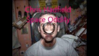 Space Oddity Chris hadfield  lyrics