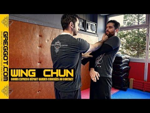Wing Chun : Cours Express | Gardes croisées au contact