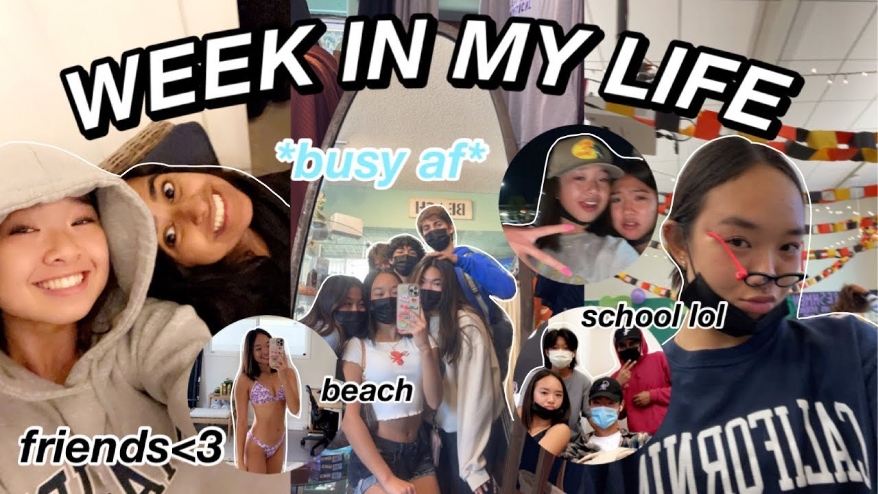 Download WEEK IN MY LIFE | school, friends, football game, & more! Nicole Laeno